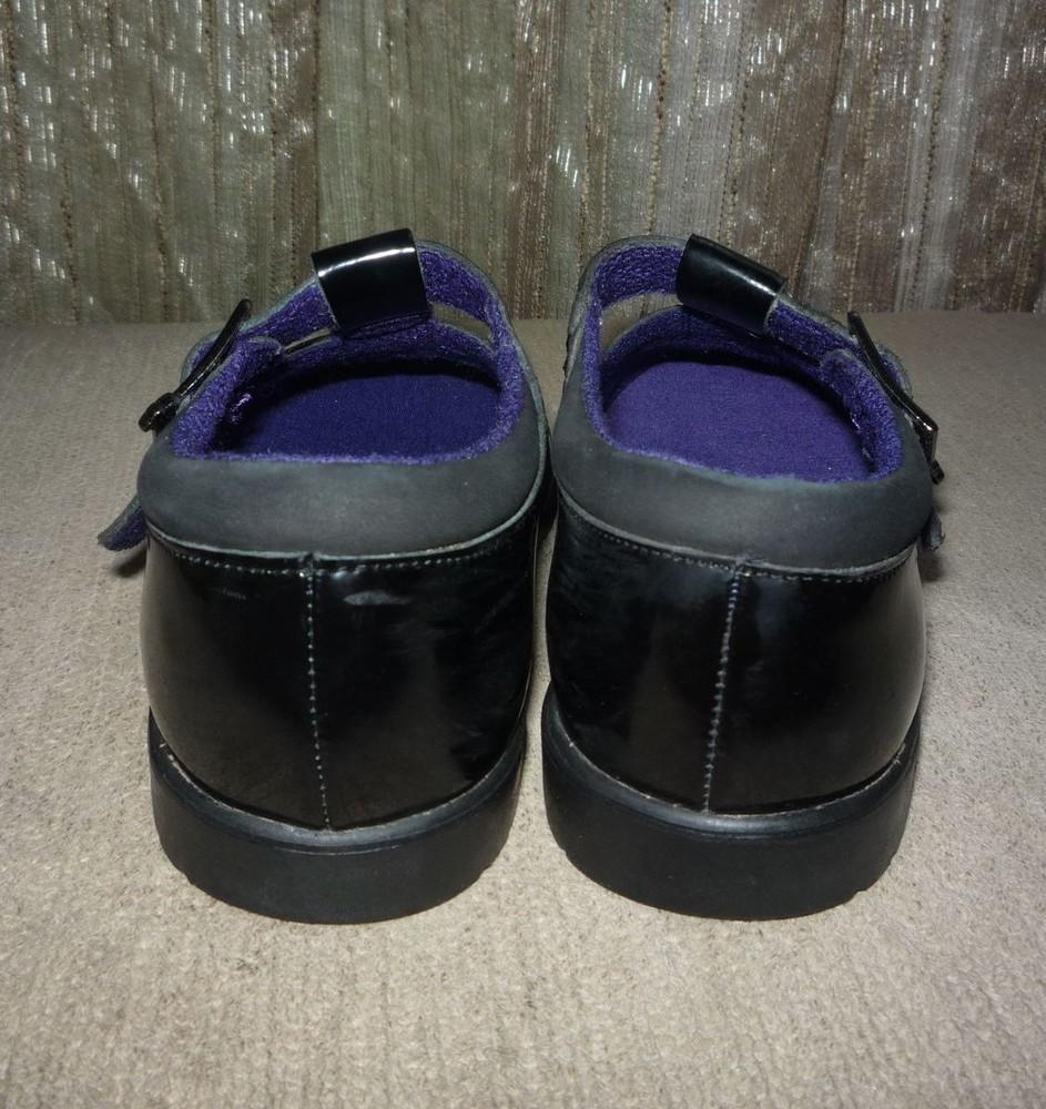 Туфельки в школу для девочки р. 30-31 hush puppies фото №3