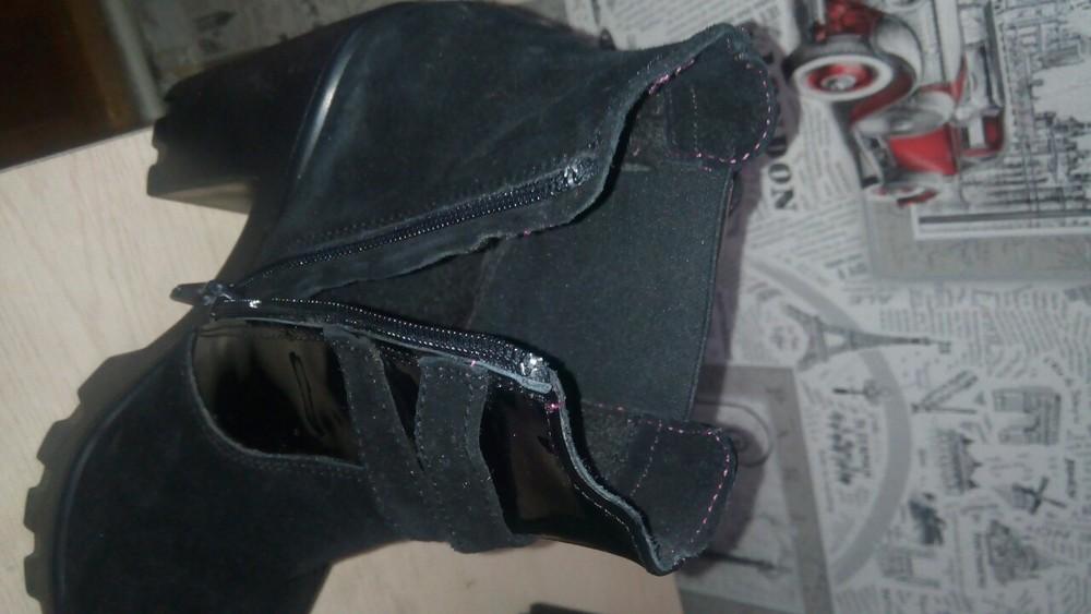 Супер осенние ботинки фото №5
