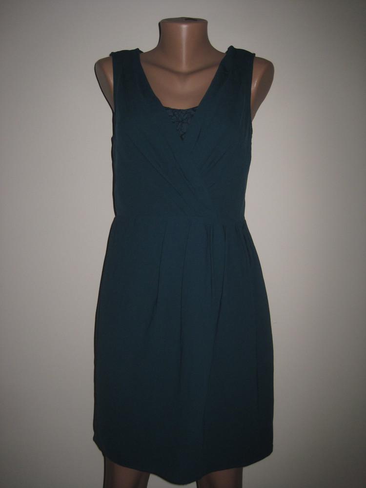 Платье для девочки. на рост 158 см., (см. замеры). oasis. в отличном состоянии. фото №3