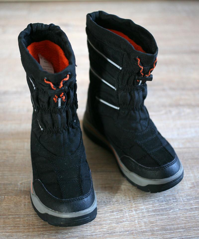 Зимние водоотталкивающие ботинки next фото №4