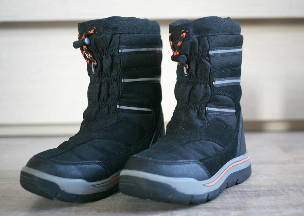 Зимние водоотталкивающие ботинки next фото №1