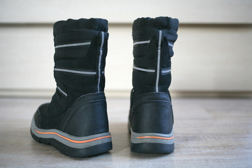 Зимние водоотталкивающие ботинки next фото №2