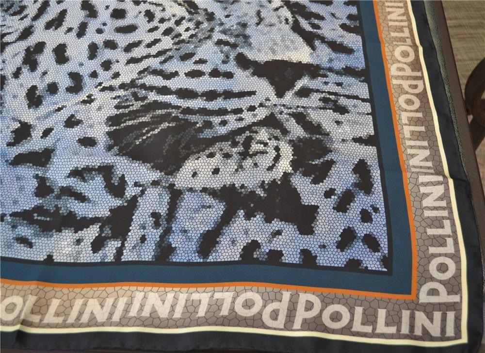 Платки pollini women's 100% silk ,оригинал фото №5