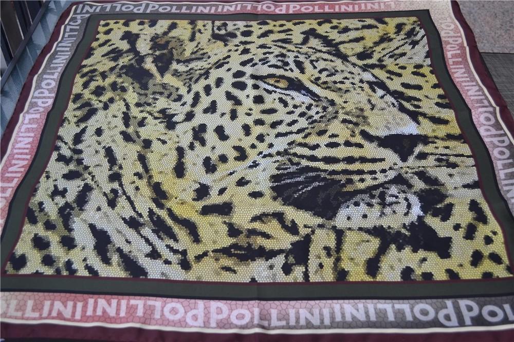 Платки pollini women's 100% silk ,оригинал фото №8