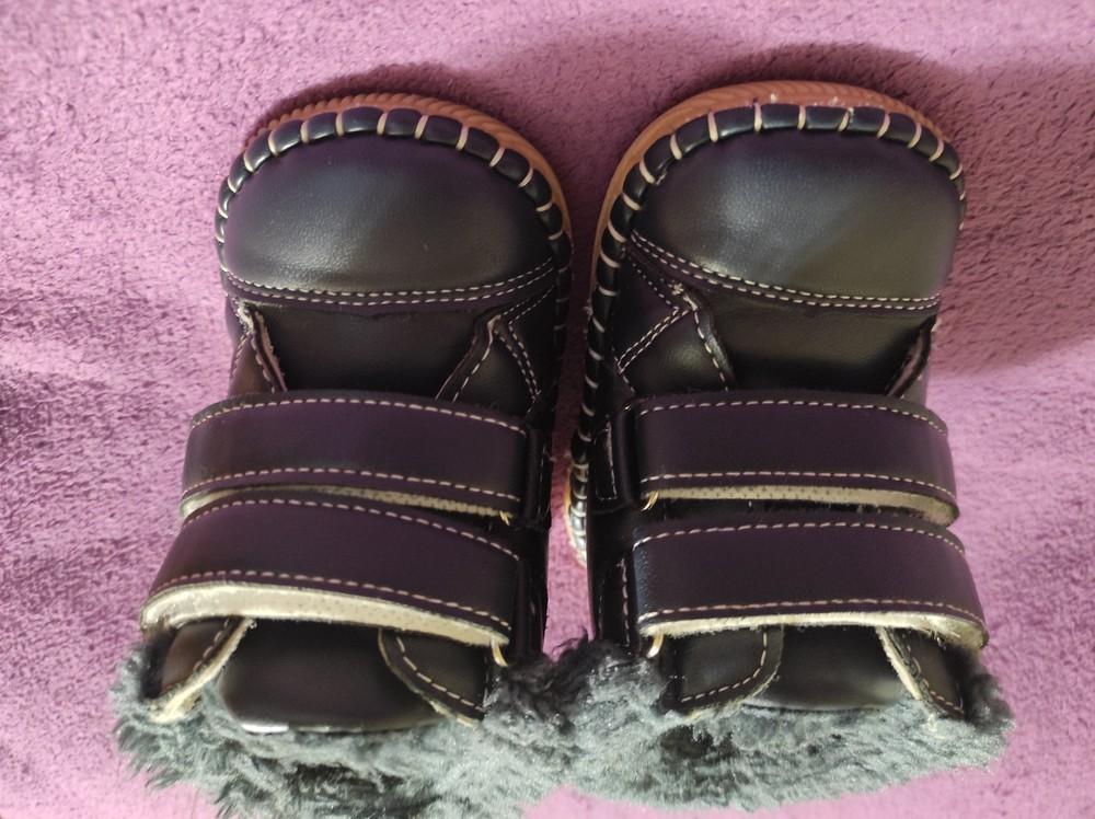 Взуття дитяче зимове фото №1
