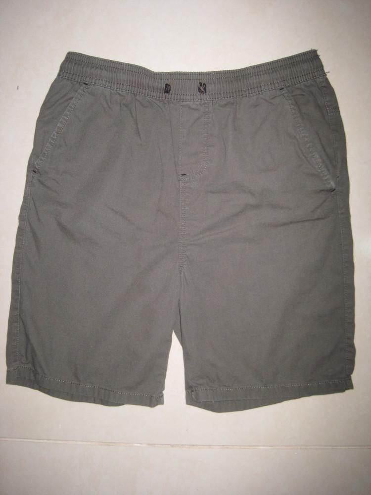 1/25. шорты для мальчика. на 12-13 лет, рост 158 см (см. замеры). denim co. в отличном состоянии! фото №1