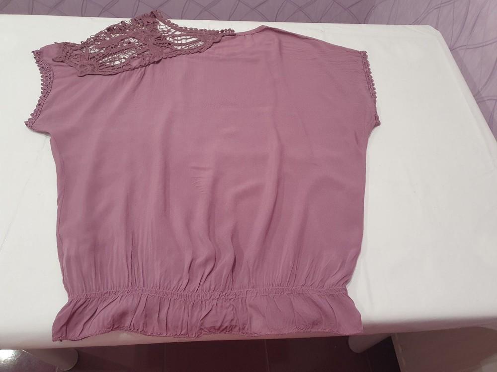 Итальянская женская футболка блузка unica. новая! в наличии два цвета фото №8
