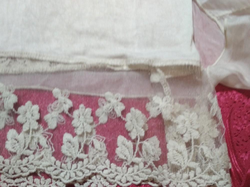 Очень нарядные блузки. италия. в лоте одна фото №9