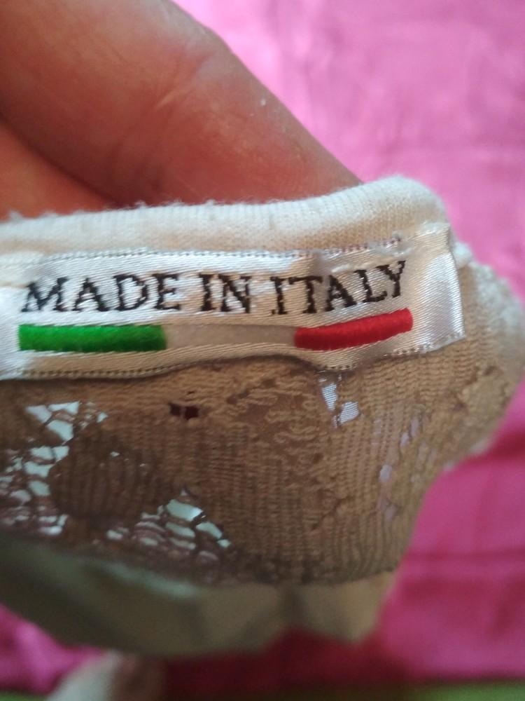 Очень нарядные блузки. италия. в лоте одна фото №10
