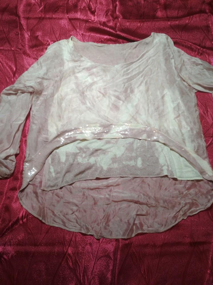 Очень нарядные блузки. италия. в лоте одна фото №1