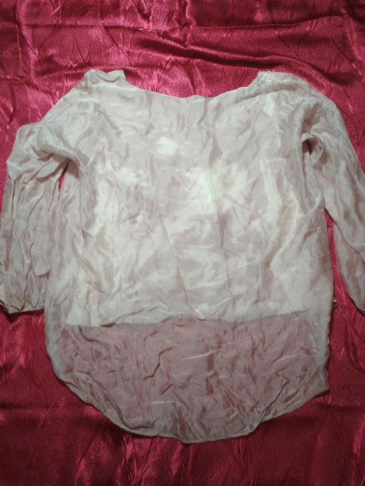 Очень нарядные блузки. италия. в лоте одна фото №2