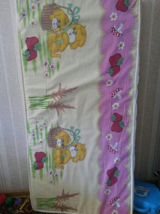 Матрац в детскую кроватку фото №2