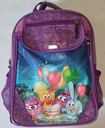 Рюкзак для девочки 2- 4 класс фото №1