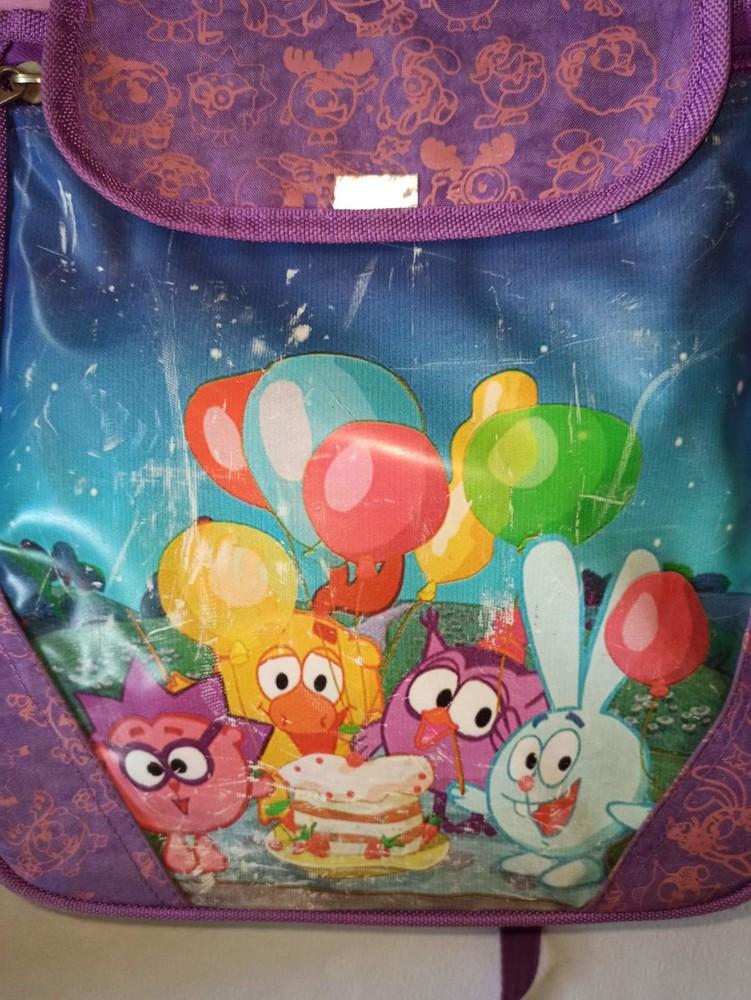Рюкзак для девочки 2- 4 класс фото №4