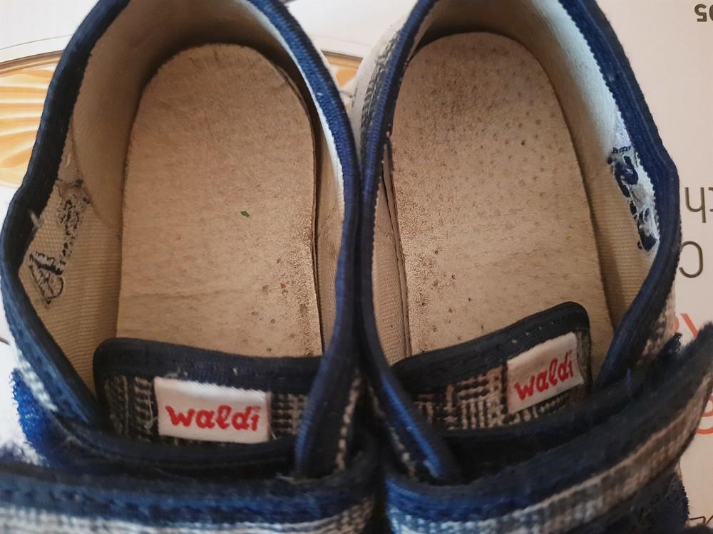 Тапочки waldi (валди). фото №6