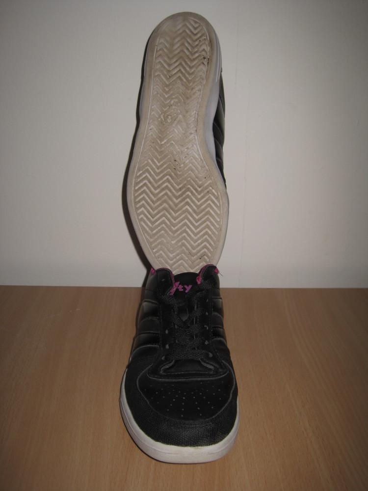 1/683. кроссовки для девочки. размер 37. vty. в отличном состоянии! фото №4