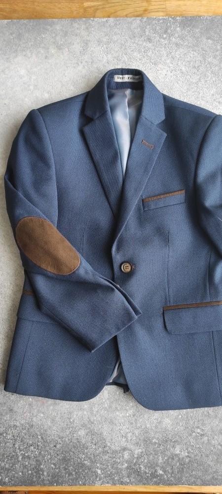 Пиджак для мальчика на 7 лет фото №3