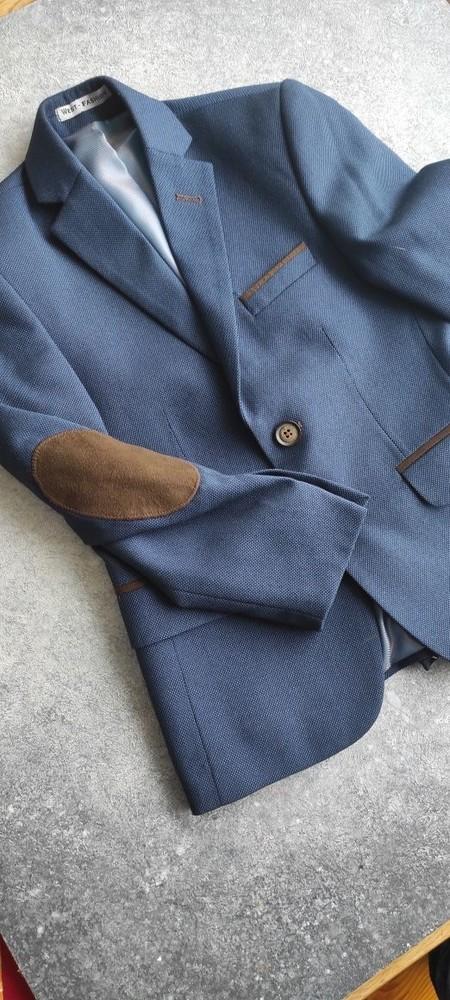 Пиджак для мальчика на 7 лет фото №4