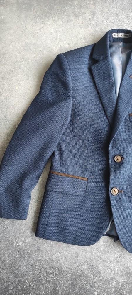 Пиджак для мальчика на 7 лет фото №5
