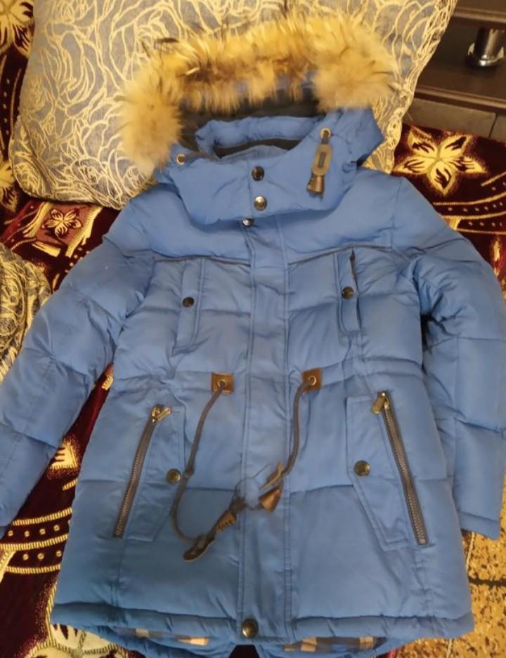 Куртка зимняя фото №1