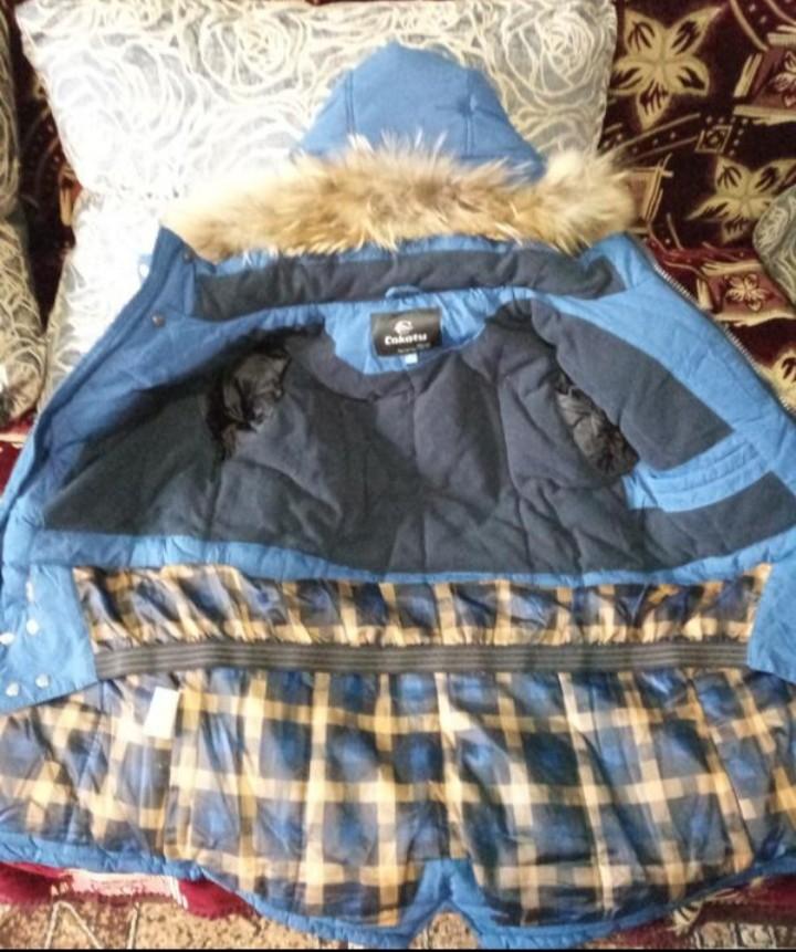Куртка зимняя фото №3